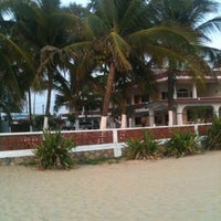 Photo taken at Hotel Villa Bonita by Pía on 3/29/2013