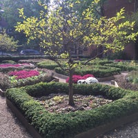 Photo taken at 18th Century Garden by Shawna . on 10/30/2016