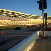 Photo taken at Texas Motor Speedway by Ashley L. on 9/22/2013