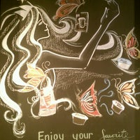 Photo taken at Starbucks by Raleigh G. on 3/24/2013