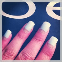 Photo taken at Organic Nails by Bere on 2/22/2013