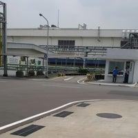 Photo taken at KIIC (Karawang International Industrial City) by Jenk &. on 11/14/2014