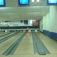 Photo taken at Strike Bowling Park by Rodrigo A. on 5/31/2013