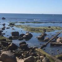 Photo taken at Playa Los Tubos by Bianki on 11/2/2014