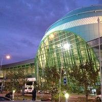 Photo taken at Astana Nursultan Nazarbayev International Airport (TSE) by V.Chen on 10/15/2012
