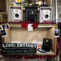 Photo taken at Lomography Embassy Store Chicago by Piper R. on 12/19/2014