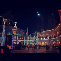 Photo taken at The Venice Piazza by Jhoanna Marie S. on 12/8/2012