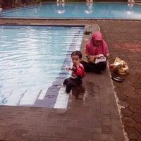 Photo taken at Hotel Cisarua Indah by Eddy P. on 3/8/2013