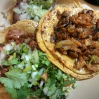 """Photo taken at Tacos """"El Parrillero"""" by Aquileo R. on 3/8/2015"""