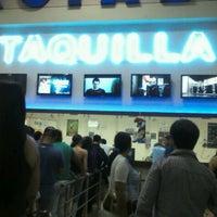 Photo taken at Royal Films Multicine Portal del Prado by Vanessa C. on 7/1/2013