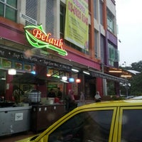 Photo taken at Restoran Belauk by Ayu F. on 10/19/2012