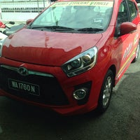 Photo taken at Perodua Service Centre (Taiping) by Linda on 9/21/2014
