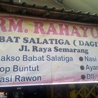 """Photo taken at WM Soto Betawi """"Bang Kumis"""" by Andika K. on 5/26/2013"""