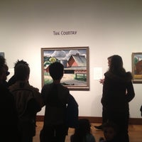 Photo taken at Chazen Museum Of Art by Kati W. on 4/29/2013