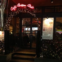12/22/2012にLeon Tsunehiro Yu-Tsu T.がCafe Cotton Club 高田馬場で撮った写真