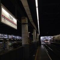 Photo taken at Keio Shimo-takaido Station (KO07) by Leon Tsunehiro Yu-Tsu T. on 2/1/2013