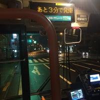 Photo taken at 野沢交番前 (東急バス 小田急バス) by Leon Tsunehiro Yu-Tsu T. on 2/5/2015