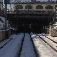 Photo taken at Sengawa Station (KO13) by Leon Tsunehiro Yu-Tsu T. on 1/15/2013