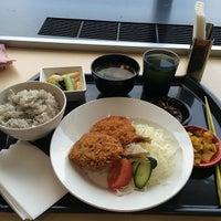 Photo taken at Citigroup Center Cafeteria by Leon Tsunehiro Yu-Tsu T. on 4/9/2014