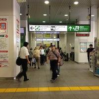 Photo taken at Okachimachi Station by Leon Tsunehiro Yu-Tsu T. on 7/11/2013