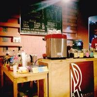 Photo taken at Remedial Coffee by Deni D. on 6/7/2014