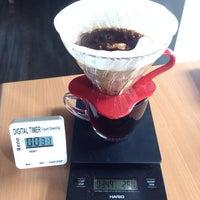 Photo taken at Remedial Coffee by Deni D. on 3/23/2014
