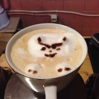 Photo taken at Remedial Coffee by Deni D. on 3/22/2014