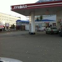 Photo prise au Лукойл АЗС № 413 par Ирина М. le10/12/2012
