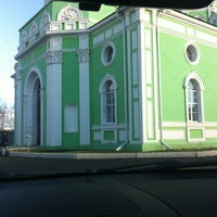 Photo taken at Свято-Троицкий кафедральный собор by Mila💣💪👯 on 11/10/2013