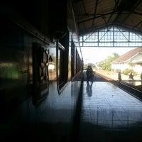 Photo taken at Sidoarjo Train Station/SDA/±4 m. dpl(indonesian railway /PT KAI) by hari s. on 11/9/2012