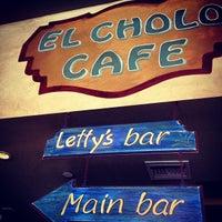 Photo taken at El Cholo Café by Greg B. on 9/21/2012