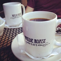 Photo taken at Wilde Roast Cafe by Greg B. on 7/8/2014