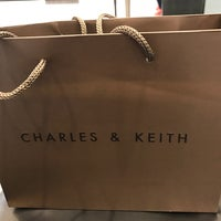 Photo taken at Charles & Keith by Fanty J. on 10/29/2016