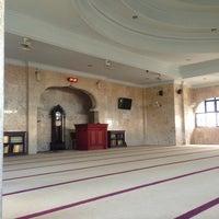 Photo taken at Masjid Al Qomar by Muhammad R. on 6/30/2013