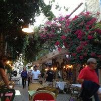 Photo taken at Karina Balık Restaurant by Halim Ç. on 9/22/2013