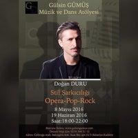 Photo taken at Gülsin Gümüş Müzik ve Dans Atölyesi by Begüm Gülümser G. on 5/8/2016