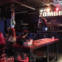 Photo taken at Zombies by Eric on 11/13/2016