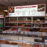 Photo taken at Shipley Donuts by Eric on 7/24/2013