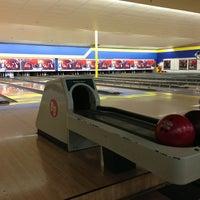 Photo taken at Bandera Bowling Center by Eric on 6/5/2013