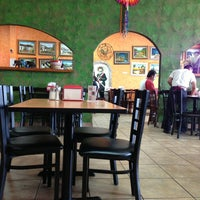 Photo taken at Taqueria El Rodeo de Jalisco by Eric on 3/22/2013