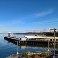 Photo taken at Black Ball Victoria Ferry by Ben R. on 9/3/2016