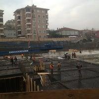 Photo taken at Ümraniye by Ergün on 2/21/2013