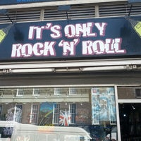 Photo taken at It's Only Rock 'N' Roll by Eugene T. on 5/3/2013