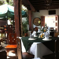 Photo taken at Kloster, Antigua Guatemala by Adriana D. on 8/2/2011