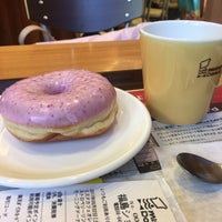 Photo taken at Mister Donut by みいちゃ on 9/1/2017