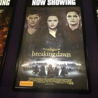 Photo taken at Nerang Cineplex by Lauren M. on 12/8/2012