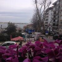 Photo taken at Caffé Nero by Neyzen A. on 3/14/2013