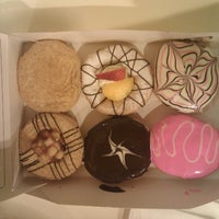 Photo taken at Big Apple Donuts & Coffee by Noor A. on 11/25/2012