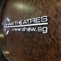 Photo taken at Shaw Theatres by James D. on 12/15/2012