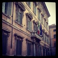 Photo taken at Palazzo Madama by Enrico B. on 12/27/2012